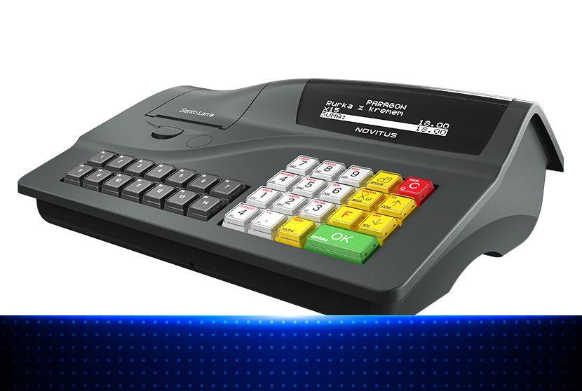 Zakup kasy fiskalnej przez internet