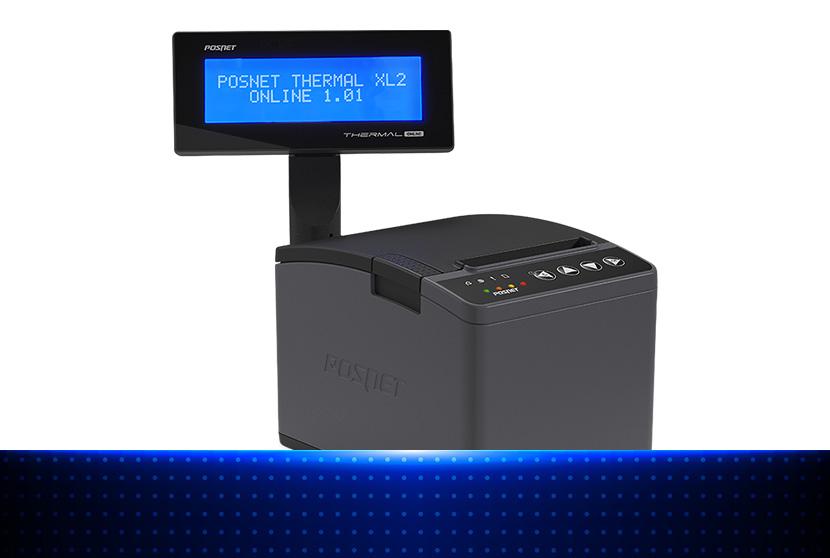Posnet Thermal XL2 Online - stacjonarna drukarka fiskalna online